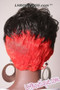 Feel Free Synthetic Hair Wig - Avesta back