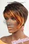 Feel Free Synthetic Hair Wig - Fitch quarter