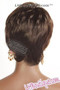 Feel Free Synthetic Hair Wig - Fitch back2