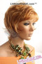 Feel Free Synthetic Hair Wig - Miracle side