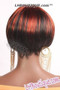 Feel Free Synthetic Hair Wig Ora Back