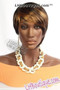 Feel Free Synthetic Hair Wig Ruby Front 2