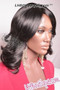 Fashion Source Synthetic Hair Wig - Pollin side