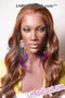 Harlem 125 Synthetic Lace Front Wig LD432L Front