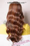 Harlem 125 Synthetic Lace Front Wig LD432L Back
