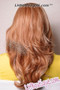 Harlem 125 Synthetic Lace Front Wig  LD445L Back