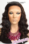 Harlem 125 Synthetic Futura Braided Lace Front Wig  LD 706 Front