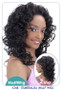 New Born Free Half Wig Esmeralda Side