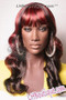 Harlem 125 Synthetic Hair Wig Tiara Front