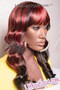 Harlem 125 Synthetic Hair Wig Tiara Side