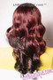Harlem 125 Synthetic Hair Wig Tiara Back