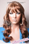 Harlem 125 Synthetic Hair Wig Tiara Model