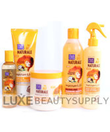 All New Range Of AU Naturale Dark And Lovely Products For Better Hair Styling And Care