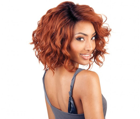 Easy Tips To Ensure a Natural Look For Isis Brown Sugar Synthetic Lace Front Wigs