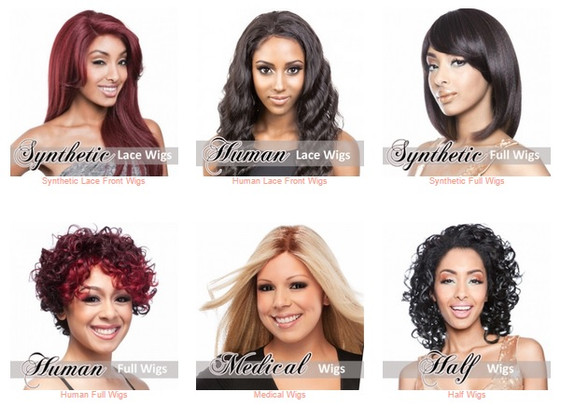 Guidelines For Putting On Lace Front Wigs In A Perfect Manner