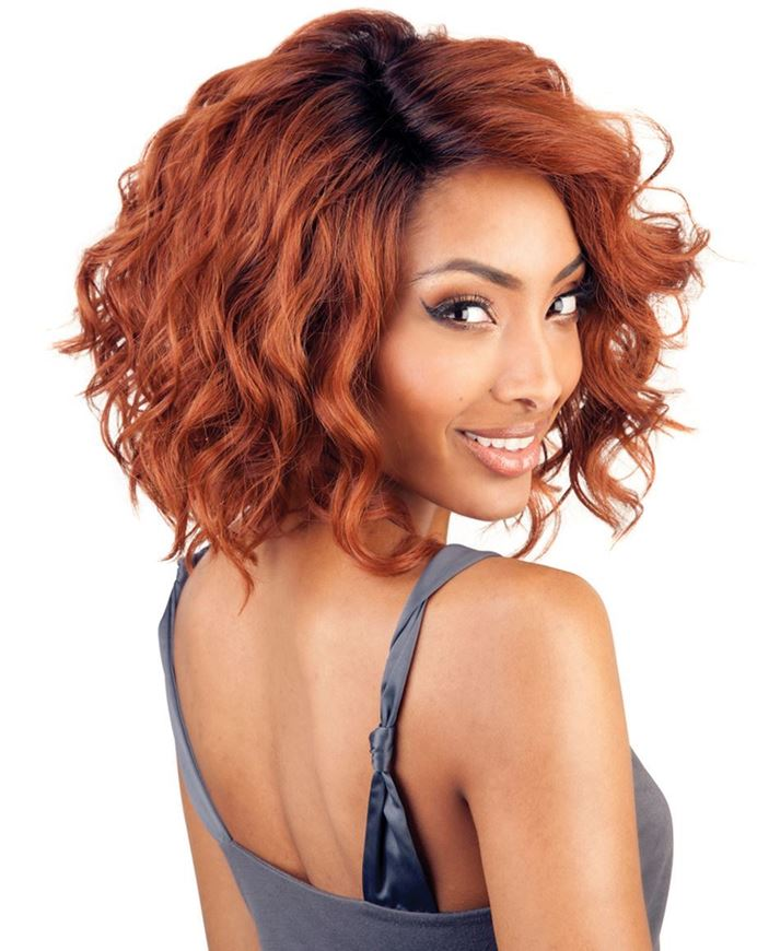 Everyday low price BROWN SUGAR SILK LACE FRONT WIG 602 at