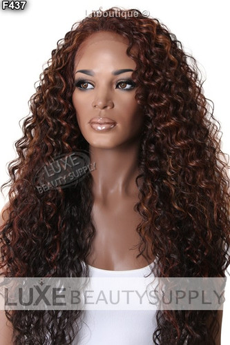Soultress Synthetic Lace Front Wig Pl Sanya Long Wigs