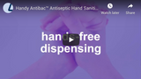 High-quality Hand Sanitizer Dispensers at your fingertips