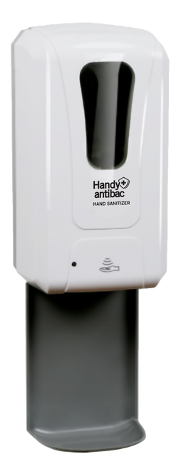 Handy Antibac Instant Hand Sanitizer Dispenser (1200 ml) With Drip Tray