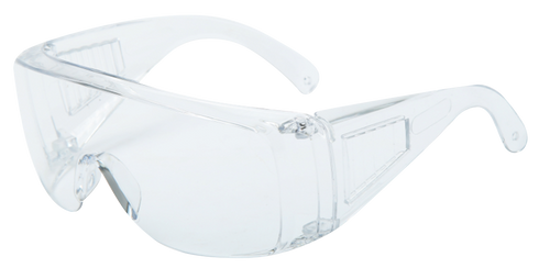 Handy Protection Personal Protection Safety Goggles - Clear