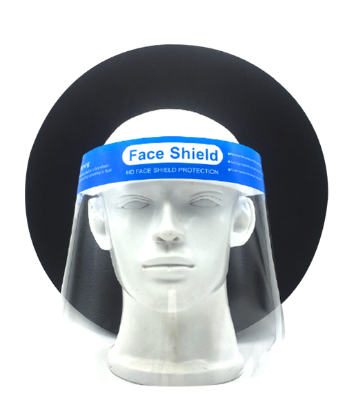 Personal Protection Full Face Shield