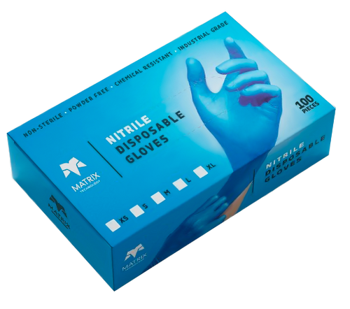 COMING SOON - Matrix 4.0 mil Nitrile Disposable Gloves