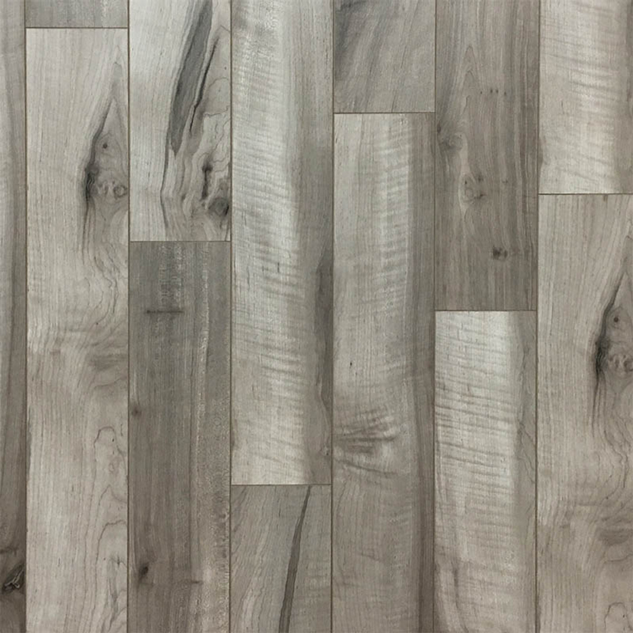 12MM Tulsa Laminate Flooring   Attached Underpad   Studio +   16.48 Sq.Ft. Per Box   Sold by the Box