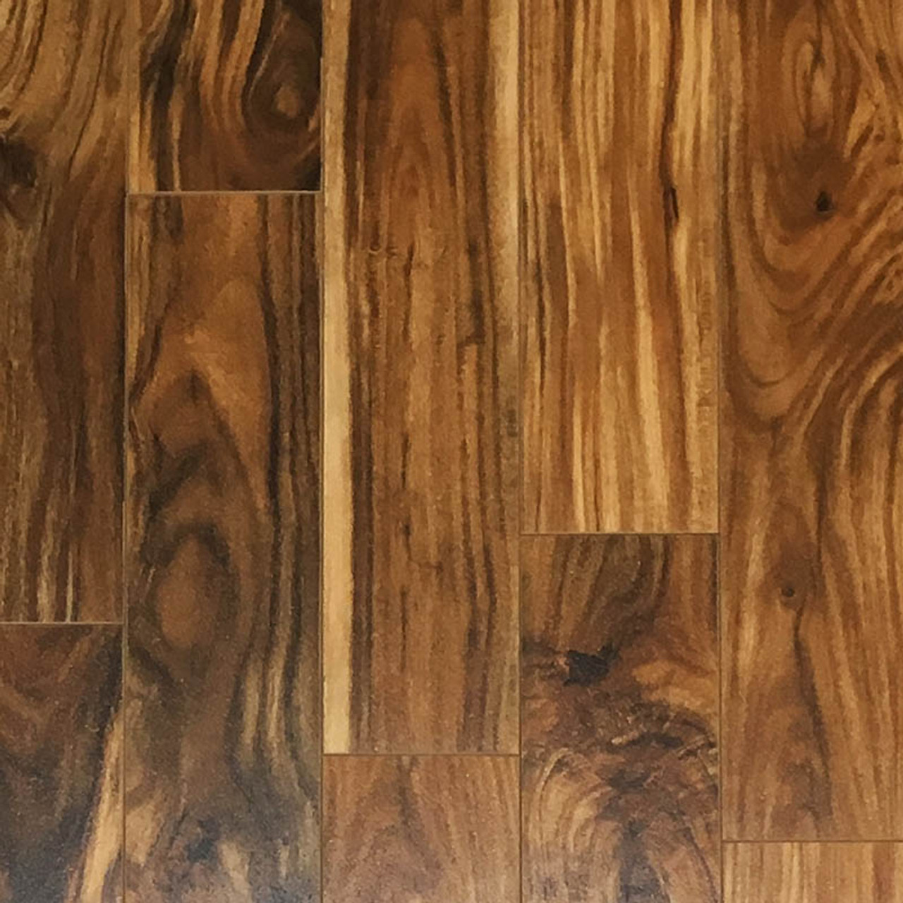 12MM Mesquite Laminate Flooring | Attached Underpad | Studio + | 16.48 Sq.Ft. Per Box | Sold by the Box