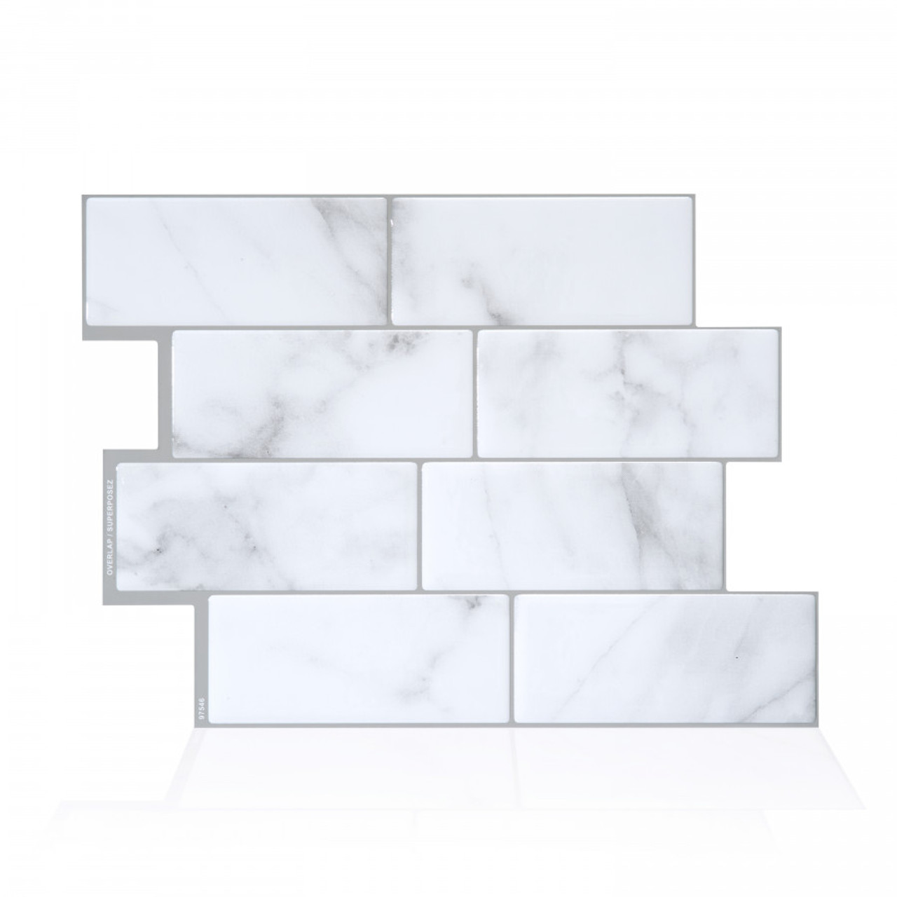 Metro Carrera Smart Tile | Single Piece | SM1080-1