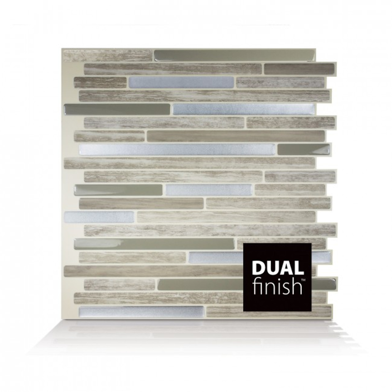 Capri Taupe Smart Tile | Single Piece | SM1069-1