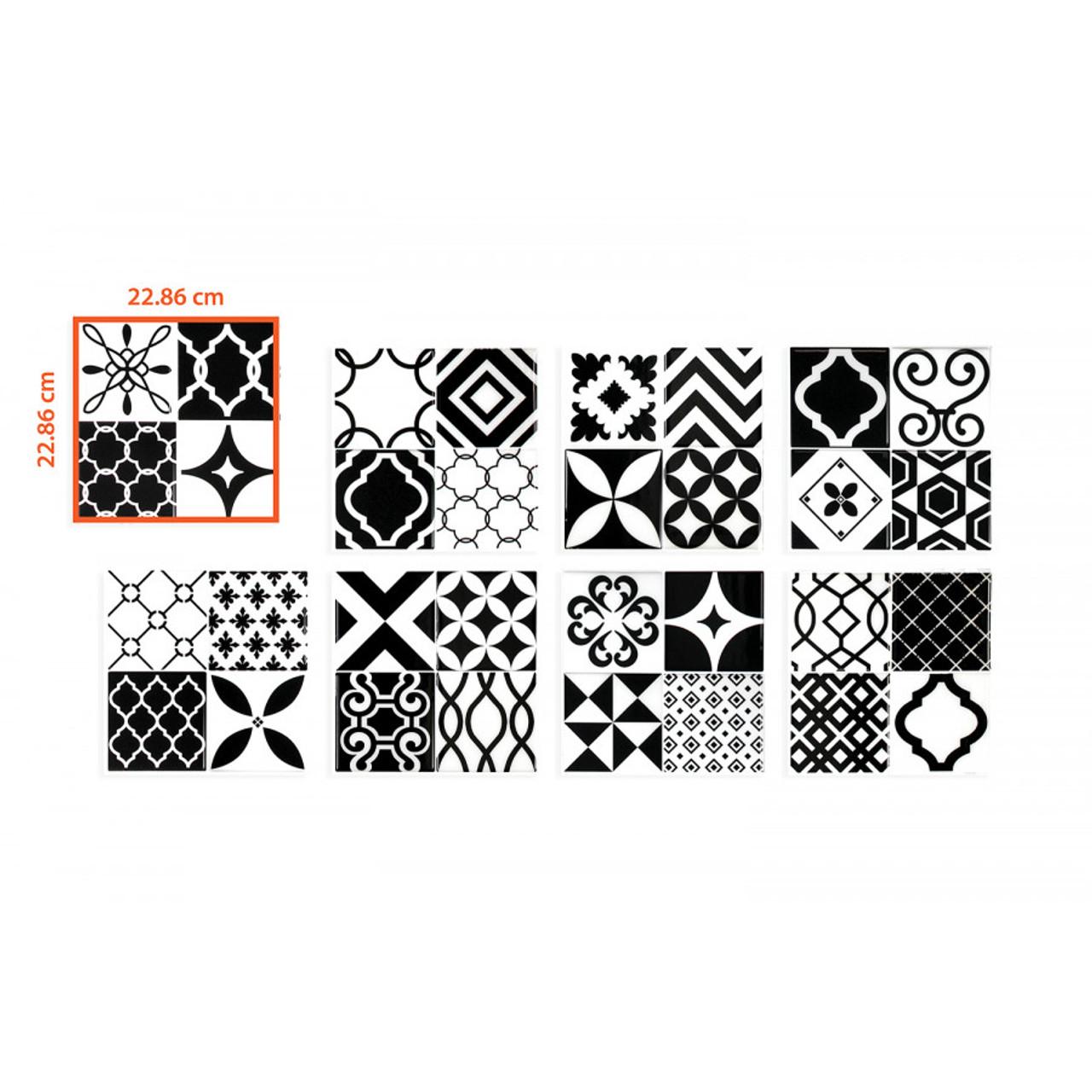 Vintage Bilbao | Smart Tile | 6 Pack | SM1093-6