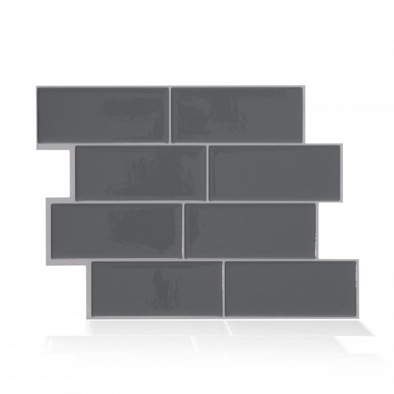 Metro Grigio Smart Tile | Single Piece | SM1064-1