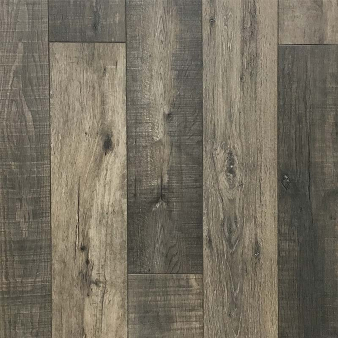 12MM Shadow Pine Laminate Flooring | Attached Underpad | 11.63 Sq.Ft. Per Box | Sold by the Box