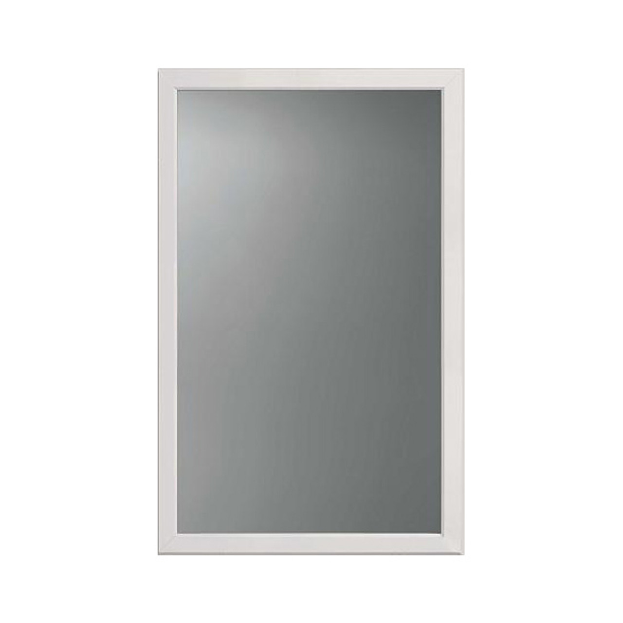 23x37 Clear Fixed Exterior Door Insert | Low-E Tempered Glass | 9036
