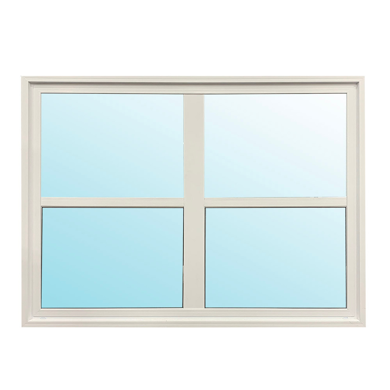 "Castlegard | 60"" x 54"" Single Hung Window 