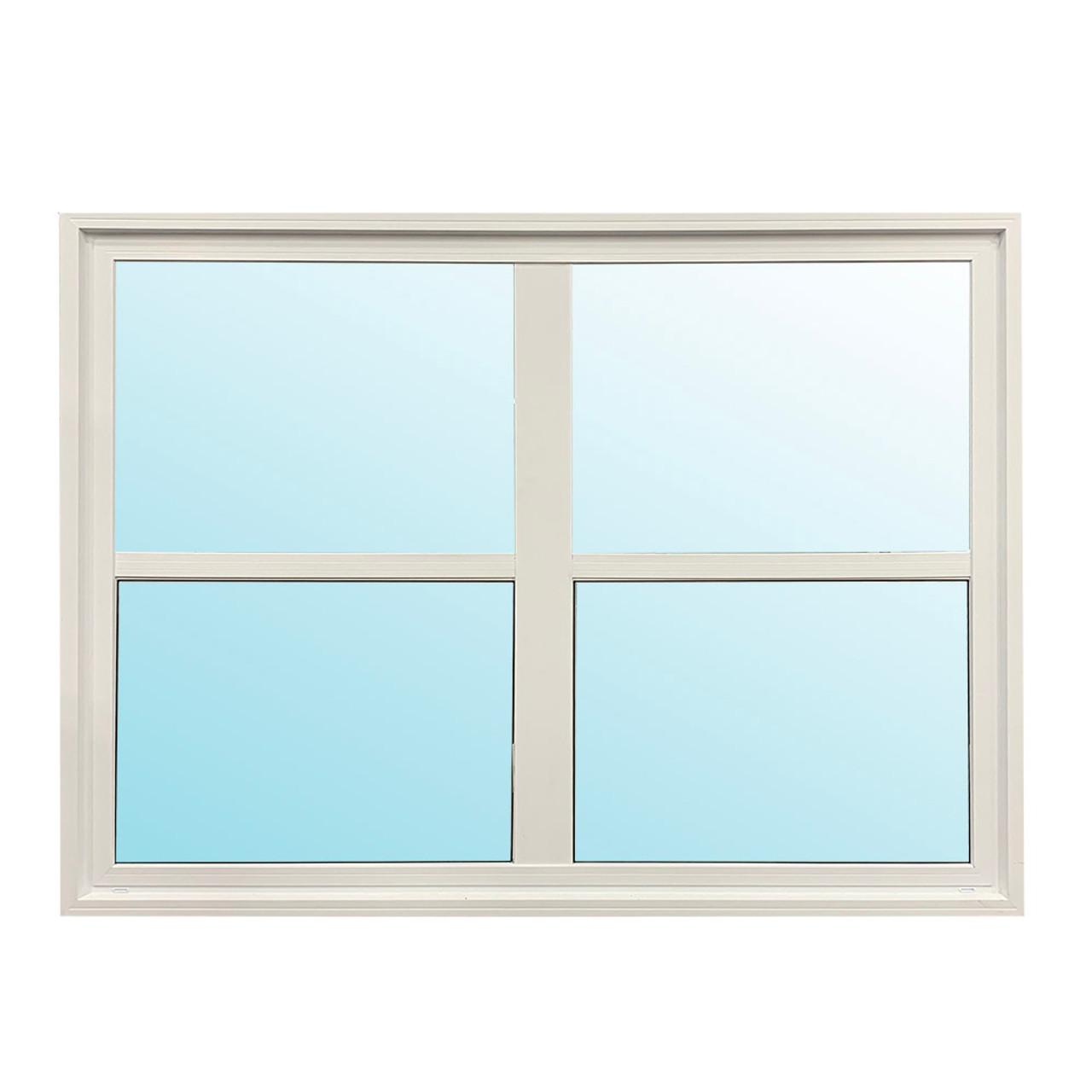 "Castlegard | 60"" x 54"" Single Hung Window | LEA"