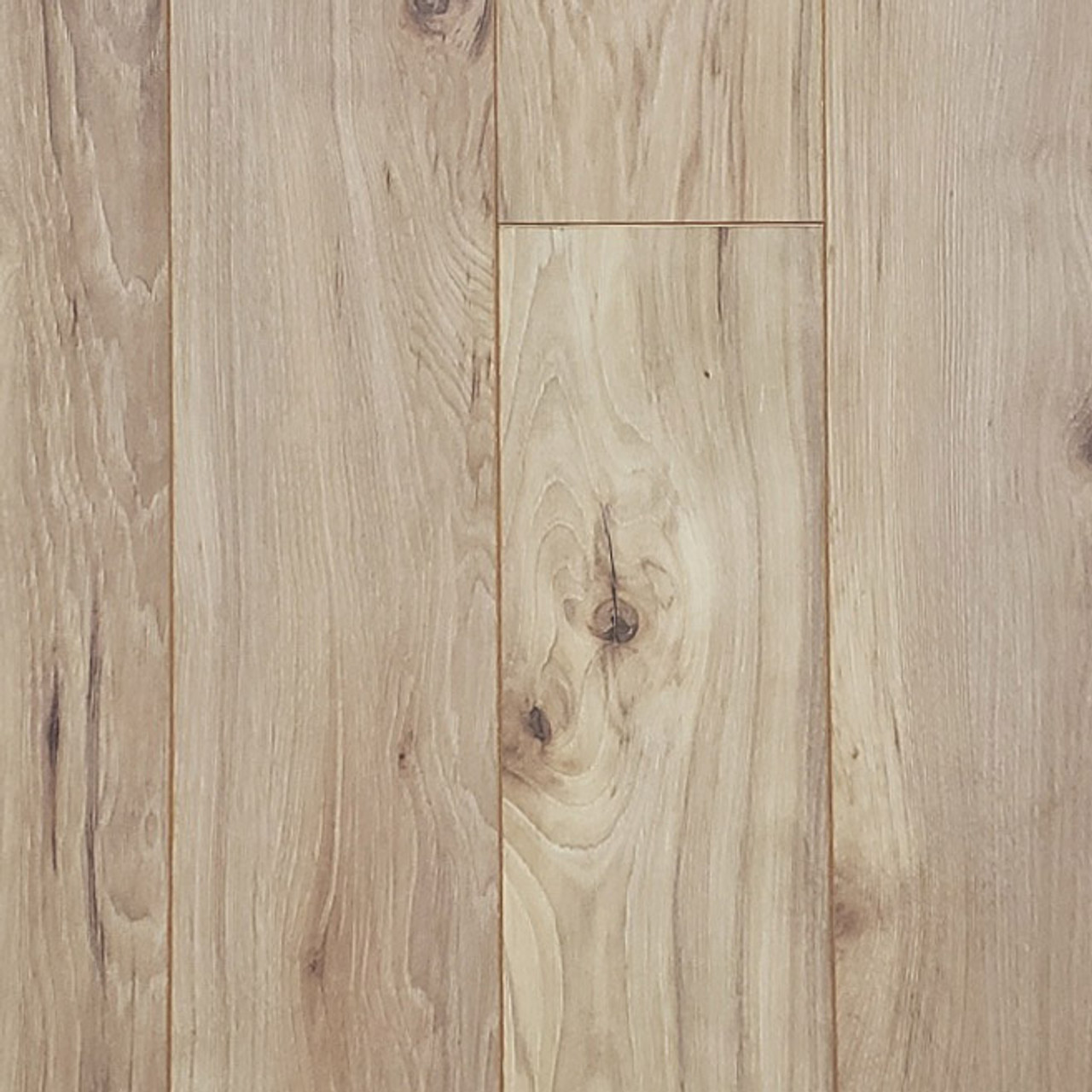 12mm Meadow Hill Hickory Laminate Flooring | 14.13 Sq.Ft. Per Box | Sold by the Box