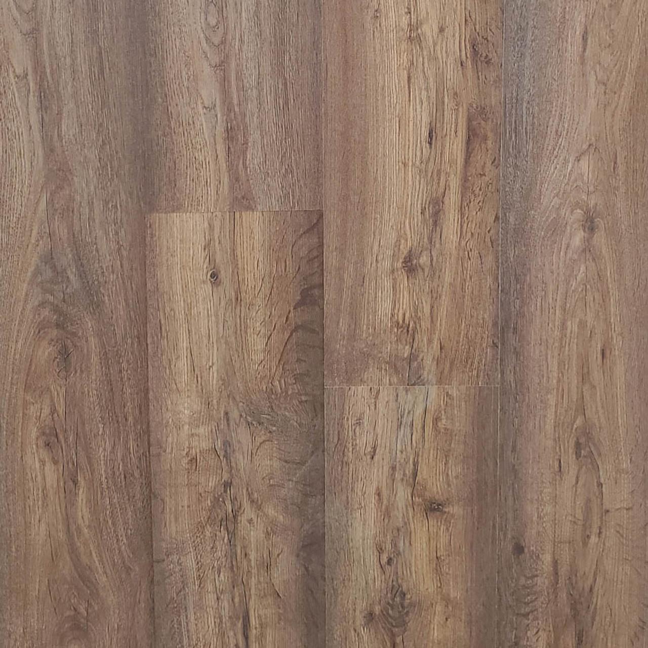 12mm Modena Oak Laminate Flooring   15.93 Sq.Ft. Per Box   Sold by the Box