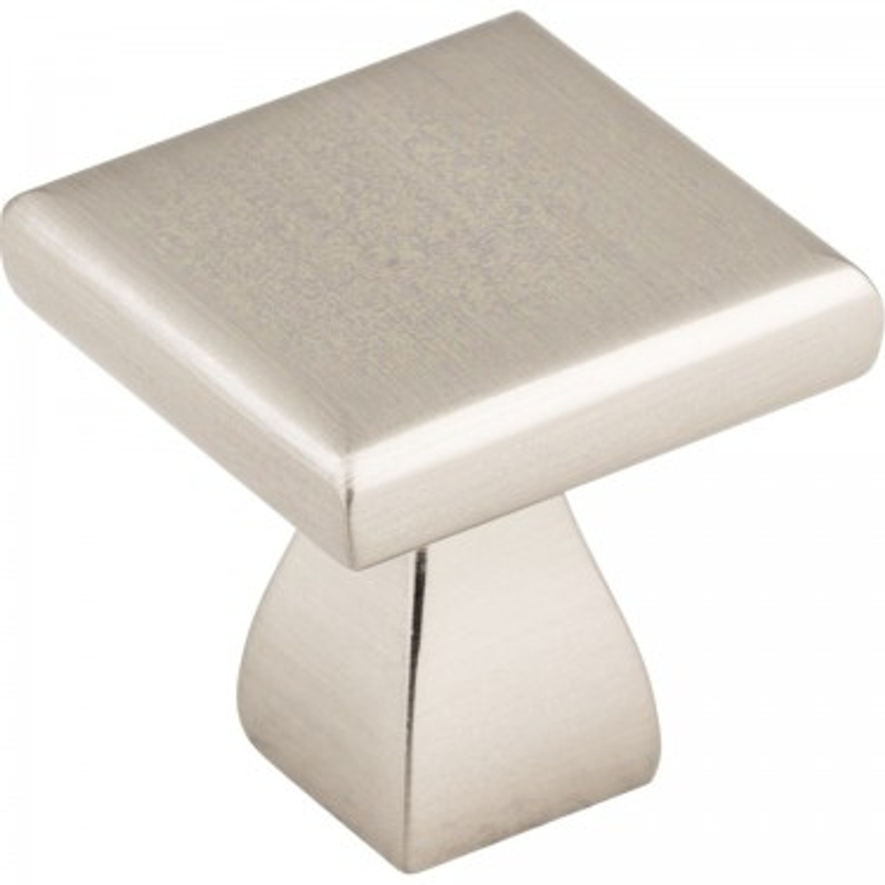 "1"" Hadly Satin Nickel Cabinet Knob"