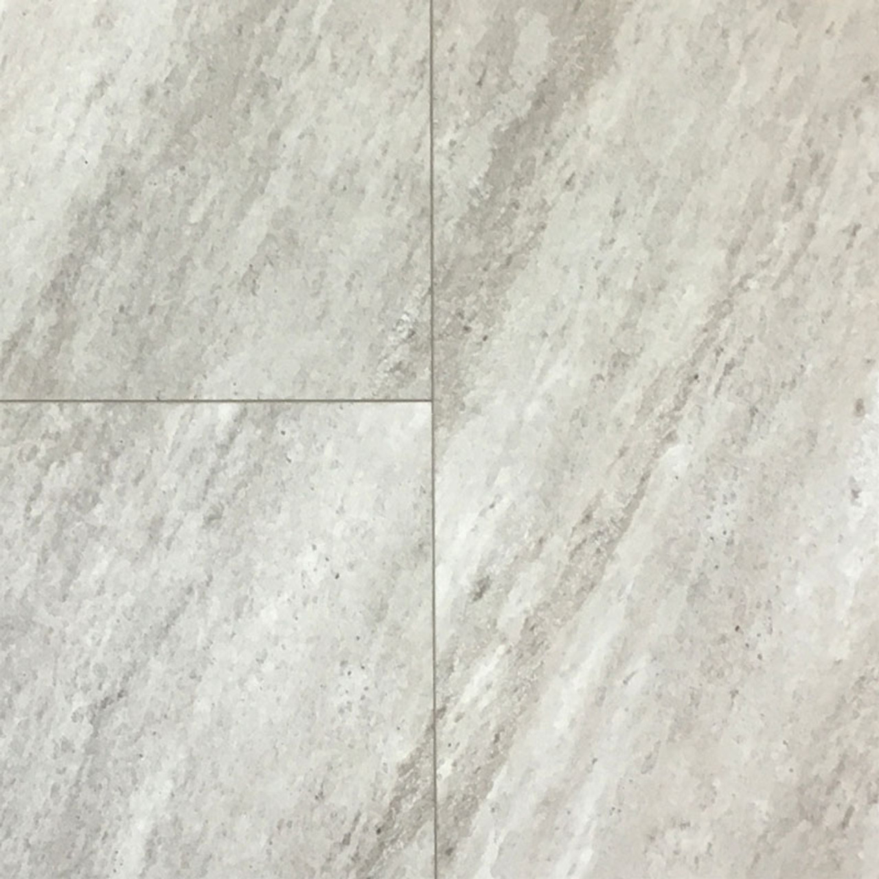 5.2mm Stonewear+ Silt Vinyl Click Flooring | Stone Product Core (SPC) | Includes 1mm Attached Underpad | 23.25 Sq.Ft. Per Box | Sold by the Box