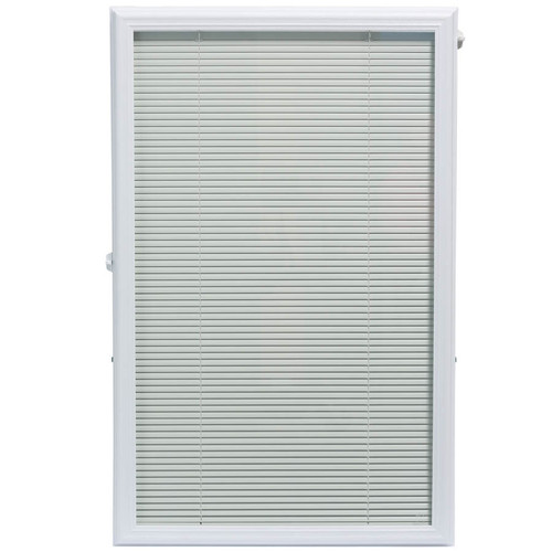 22x36 Exterior Door Insert Mini Blinds Add-On | 92243