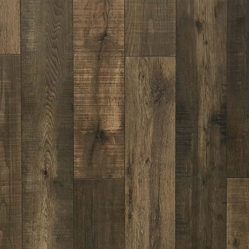 12MM Cocoa Birch Laminate Flooring | Attached Underpad | 11.63 Sq.Ft. Per Box | Sold by the Box