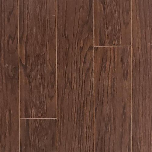 10mm Soft Handscraped Dark Laminate Flooring | 16.48 Sq.Ft. Per Box | Sold by the Box