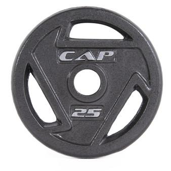 25 lb CAP Olympic Grip Plate