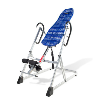 easyFiT Deluxe Inversion Therapy Table, Angled View