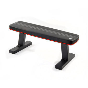 Black adidas Performance Flat Bench