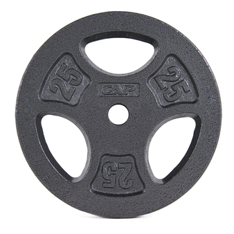 CAP Standard Grip Plate, Black