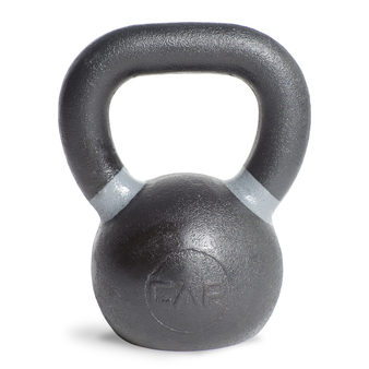 13 lb gray CAP Cast Iron Competition Weight Kettlebell