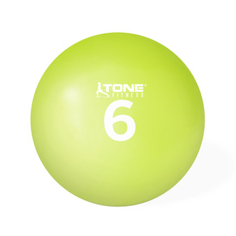 Tone Fitness Soft Weighted Ball
