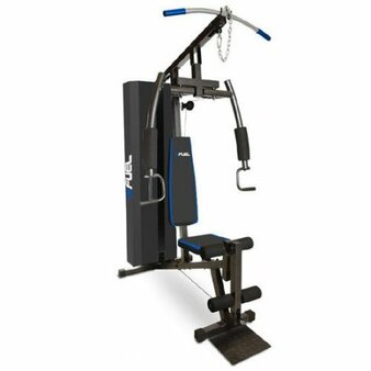 Fuel Pureformance Home Gym with 125 lb Weight Stack